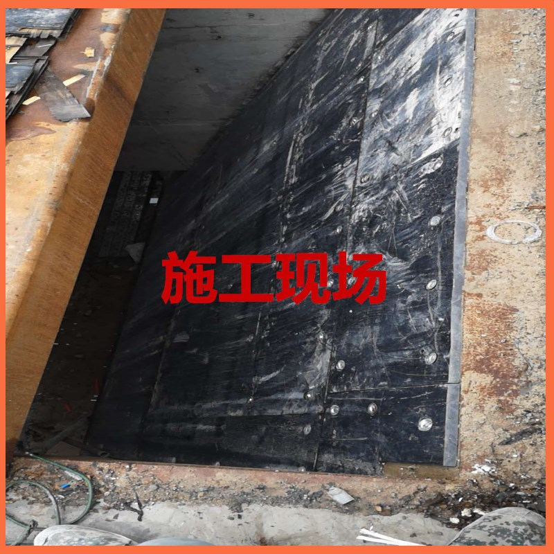 超高分子量聚乙烯耐磨衬板 高分子聚乙烯挡煤板 聚乙烯车厢滑板示例图4