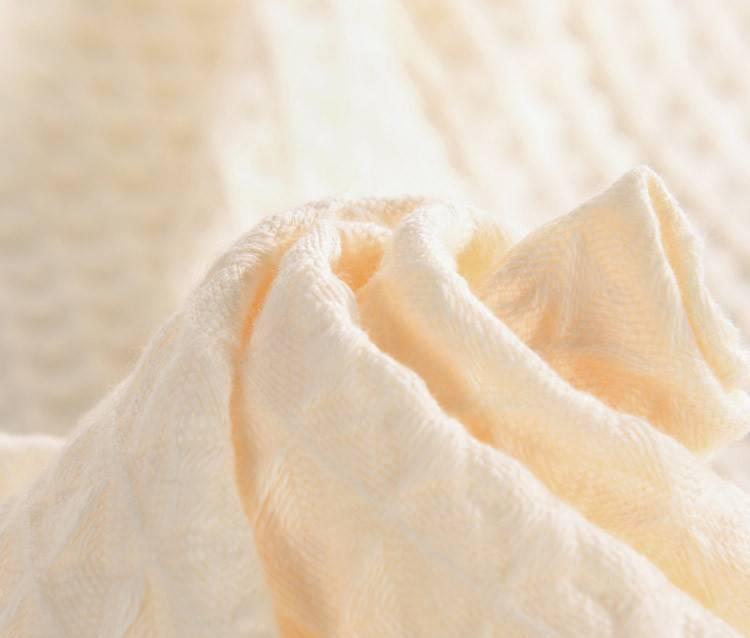 艺特佳家纺冰淇淋纹双人单人加厚全棉毛巾毯空调毯夏被毛毯特价示例图33