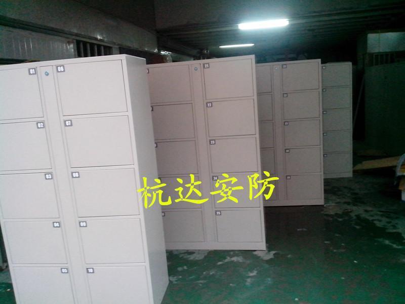 厂家供应杭达指纹手机柜指纹存包柜 电子寄存储物柜1800*1300*280示例图13