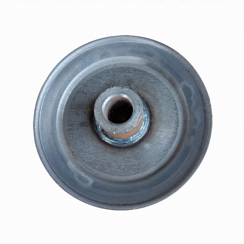 厂家直销劈开式皮带轮 单槽A型直径皮带轮尺寸精准质量过硬示例图4