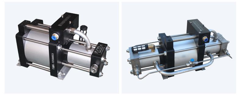 厂家销售工业气体增压泵 耐磨 小型压缩空气气动增压泵 来电咨询示例图13