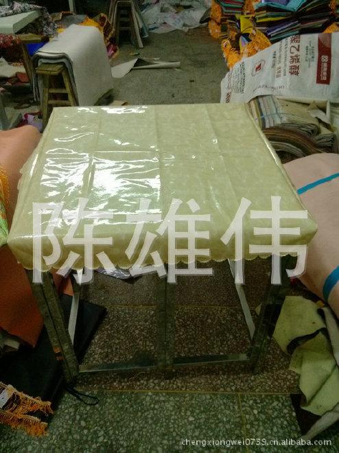 长期供应皮子桌罩 pvc皮子桌罩 防尘皮子桌罩示例图4
