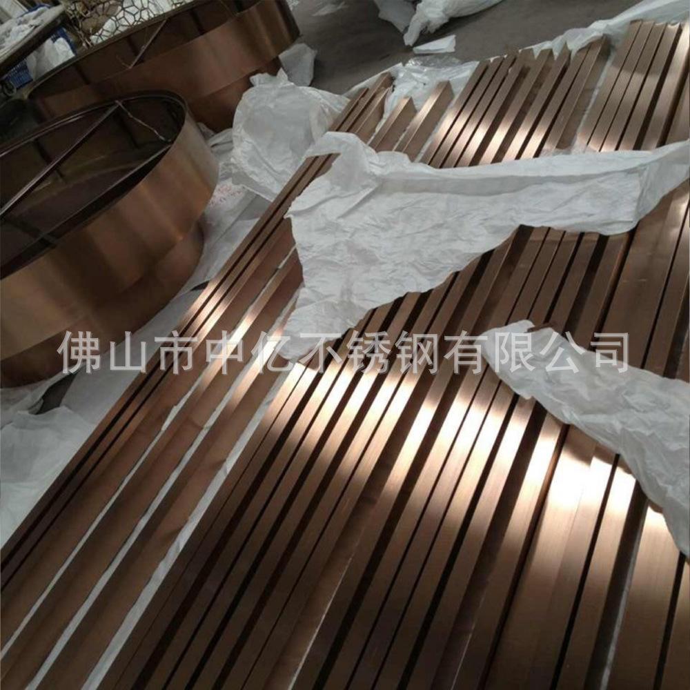 批发金属制品用430不锈钢管优质焊接管餐饮餐具用管不锈钢管材示例图4