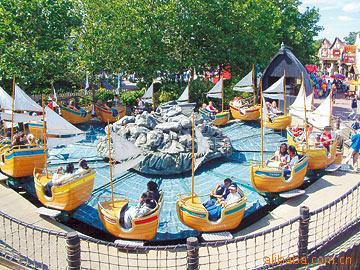 供应美人鱼游乐设备  室外游乐设备 北京游乐设备 广场游乐项目示例图9