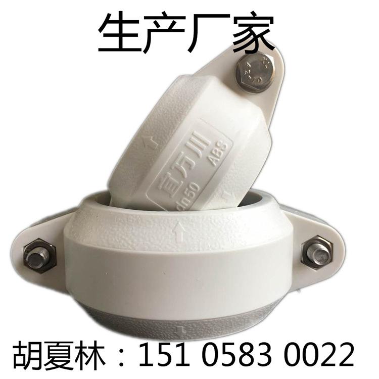 HDPE沟槽式超静音排水管,HDPE沟槽式排水管,宜万川厂家直销示例图5