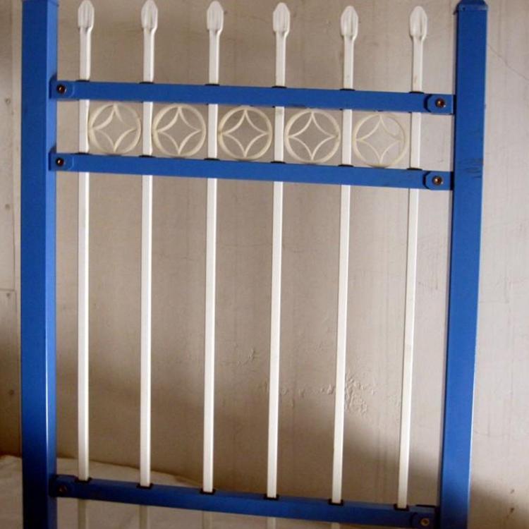 锌钢护栏价格 道路锌钢围栏价格 围墙护栏 云旭 工厂定制现货