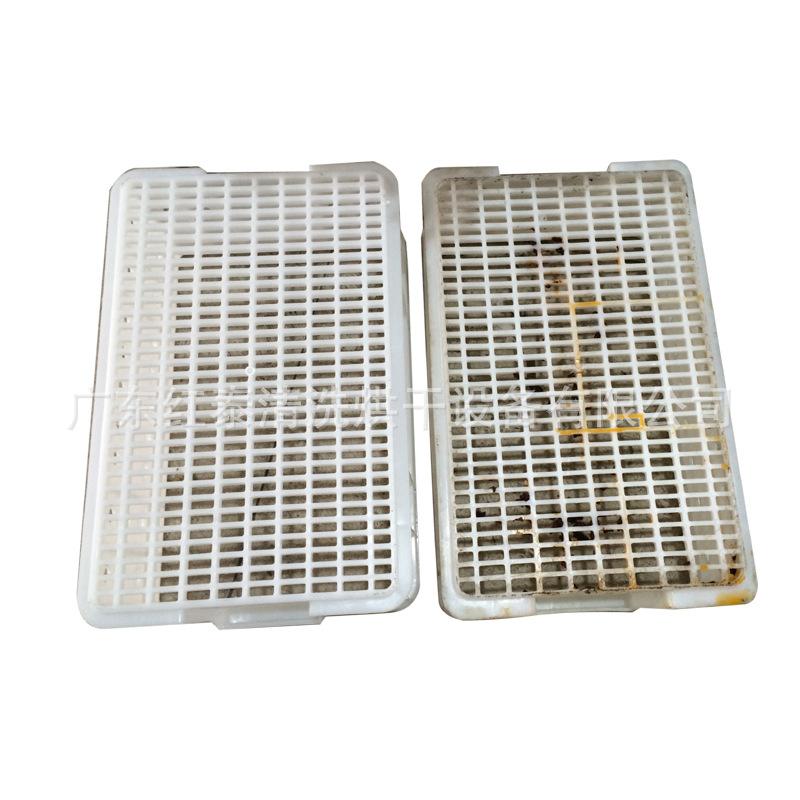 不锈钢餐盘清洗机大批量清洗不锈钢餐盘的机器示例图7