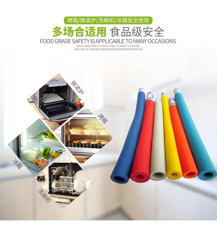 彩色硅胶软管硅胶软管彩色硅胶管耐高温硅胶管 硅胶软管彩色示例图2