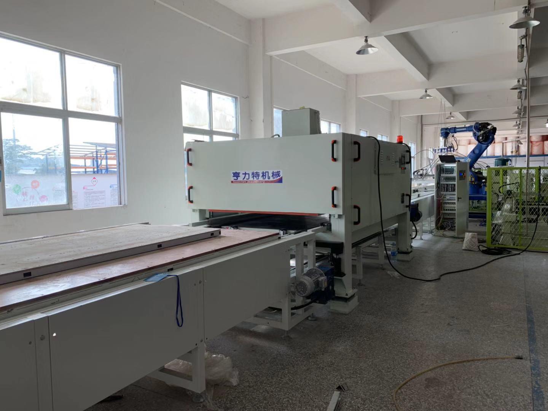 亨力特20噸整體衛浴復合熱壓機自動輸送線,熱壓機尺寸非標可以定制示例圖8