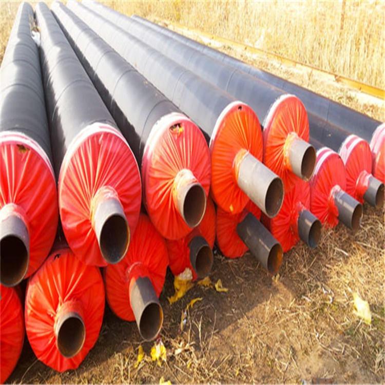 钢套钢保温钢管结构性能应用简析厂家价格
