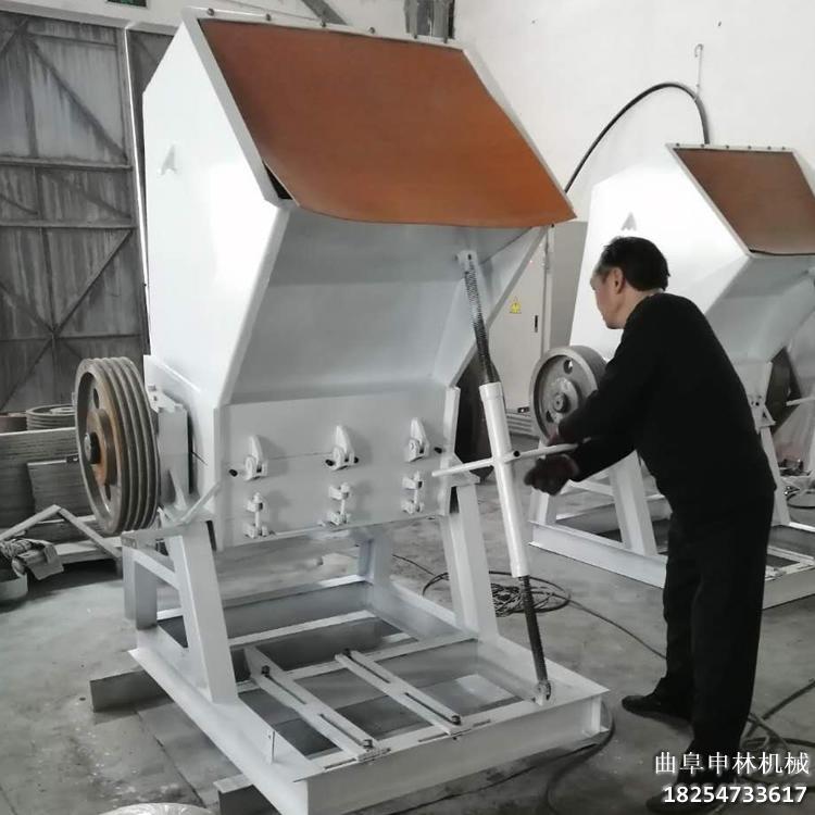塑料粉碎機強力粉碎機 塑料粉碎機 大型塑料破碎機 強力型多功能打料機 商用重型粉料機
