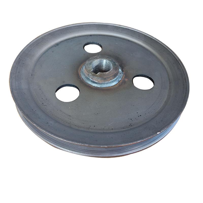 收割机配套专用单槽皮带轮 V型 劈开旋压皮带轮、可加工定制示例图5