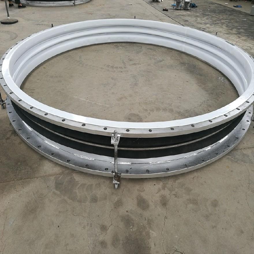补偿器厂家供应 钢衬四氟补偿器 不锈钢膨胀节补偿器示例图6