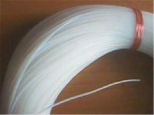 长期生产 铁氟龙编织管 铁氟龙毛细管 铁氟龙管批发示例图1