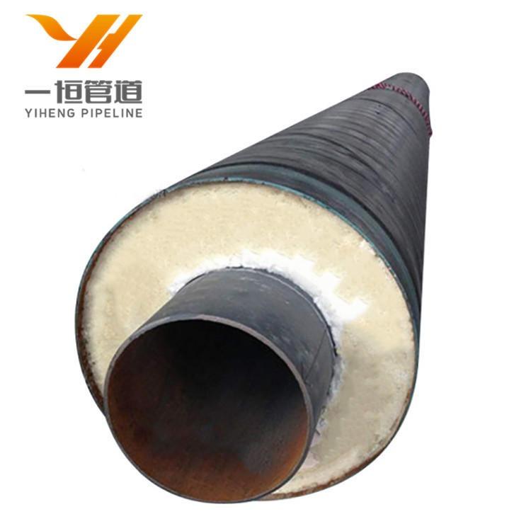 一恒 管道 聚氨酯發泡保溫管 聚氨酯硬質泡沫保溫管 廠家直銷