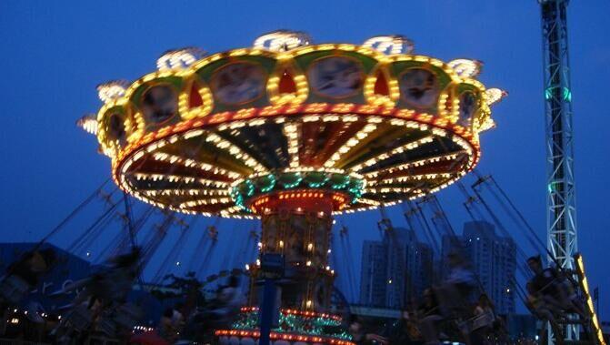 公园广场经典儿童游乐设备迷你飞椅,供应12座豪华迷你飞椅大洋是专家,小飞椅,迷你飞椅儿童小飞椅,旋转小飞椅,小飞鱼选大洋示例图9