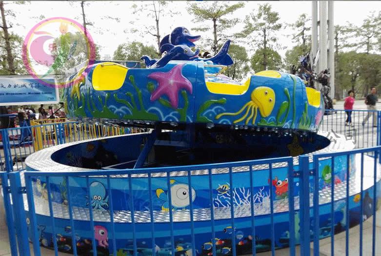 海洋魔盘 郑州大洋儿童 游乐设备 直供  新款海洋魔盘 游乐项目让你今年发大财示例图3