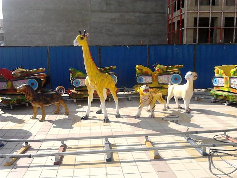 儿童游乐追击 新款游乐 追击游乐设备 郑州大洋生产厂家示例图5