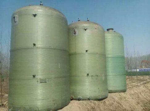 栋良回收 二手双层储罐 二手储罐 非常新 安装即可使用