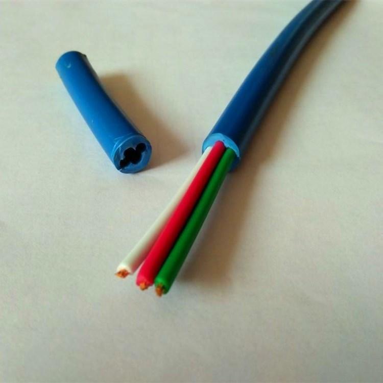 矿用屏蔽传感器电缆MHYVP1*10*7/0.37津宗