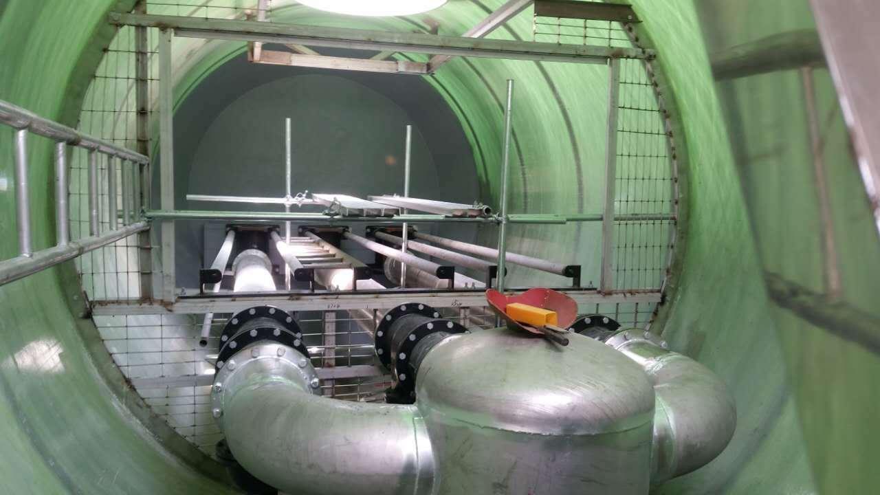 污水提升一體式泵站 成套一體化預制泵站生產廠家示例圖5