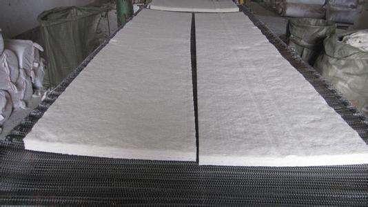【人气新品】硅酸铝针刺毯|硅酸铝保温棉|硅酸铝纤维针刺毯示例图1