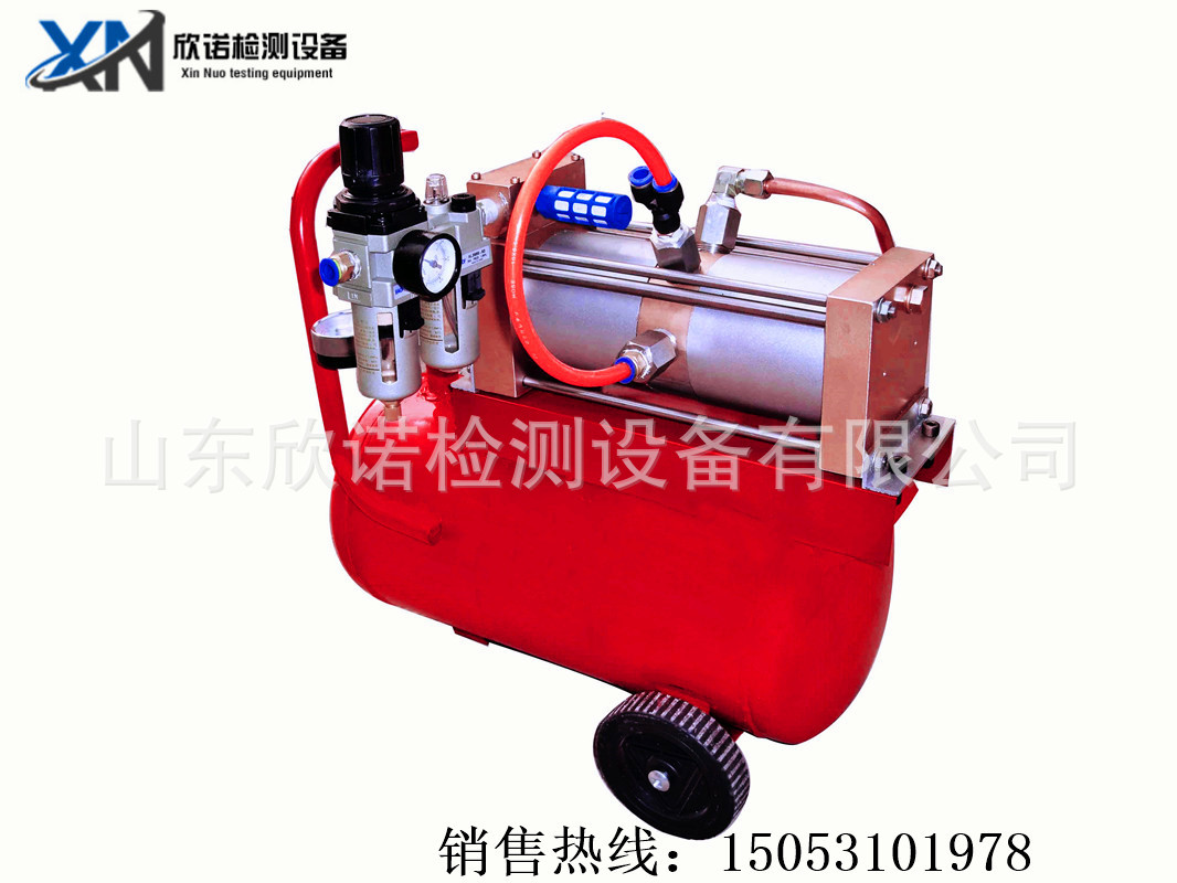 厂家直销 空气增压系统装置 质量保证 空气增压泵 气体增压系统示例图2