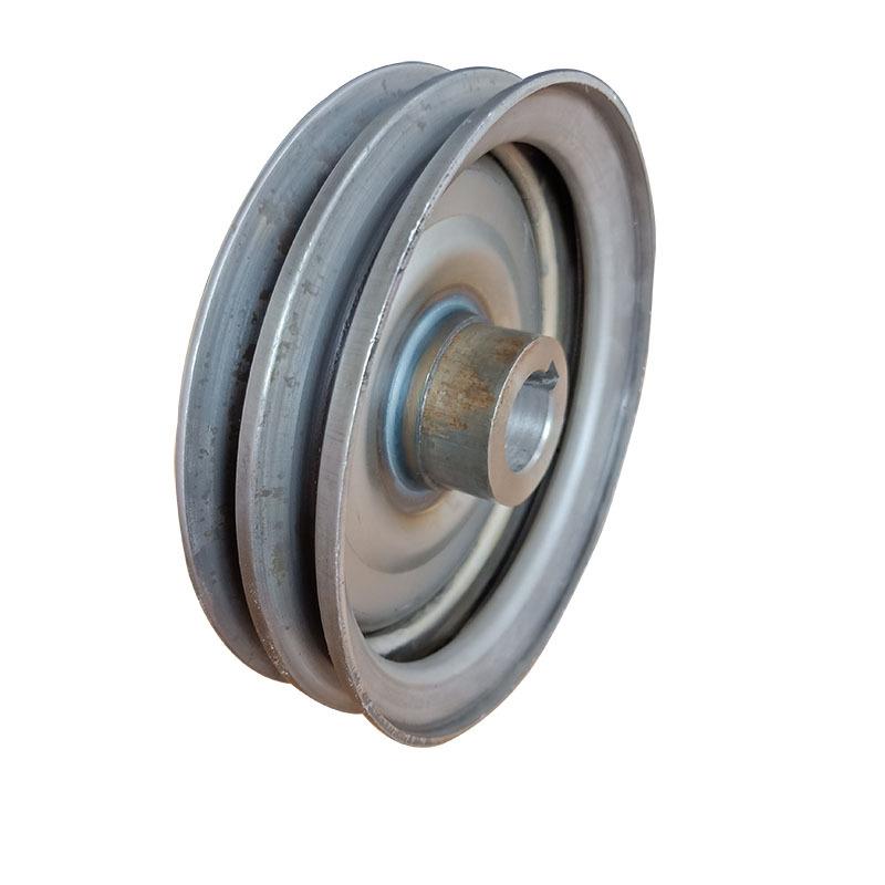 厂家直销农业机械旋压式皮带轮规格多样供货齐全示例图4