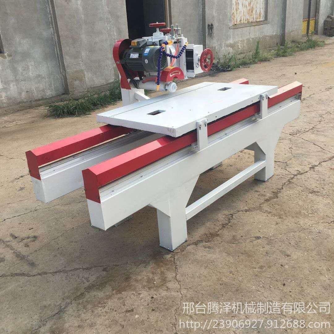 熱銷騰澤TZ-1200型多功能瓷磚切割機 石材倒角機 大理石開槽機磨邊機生產廠家 石英石切角機