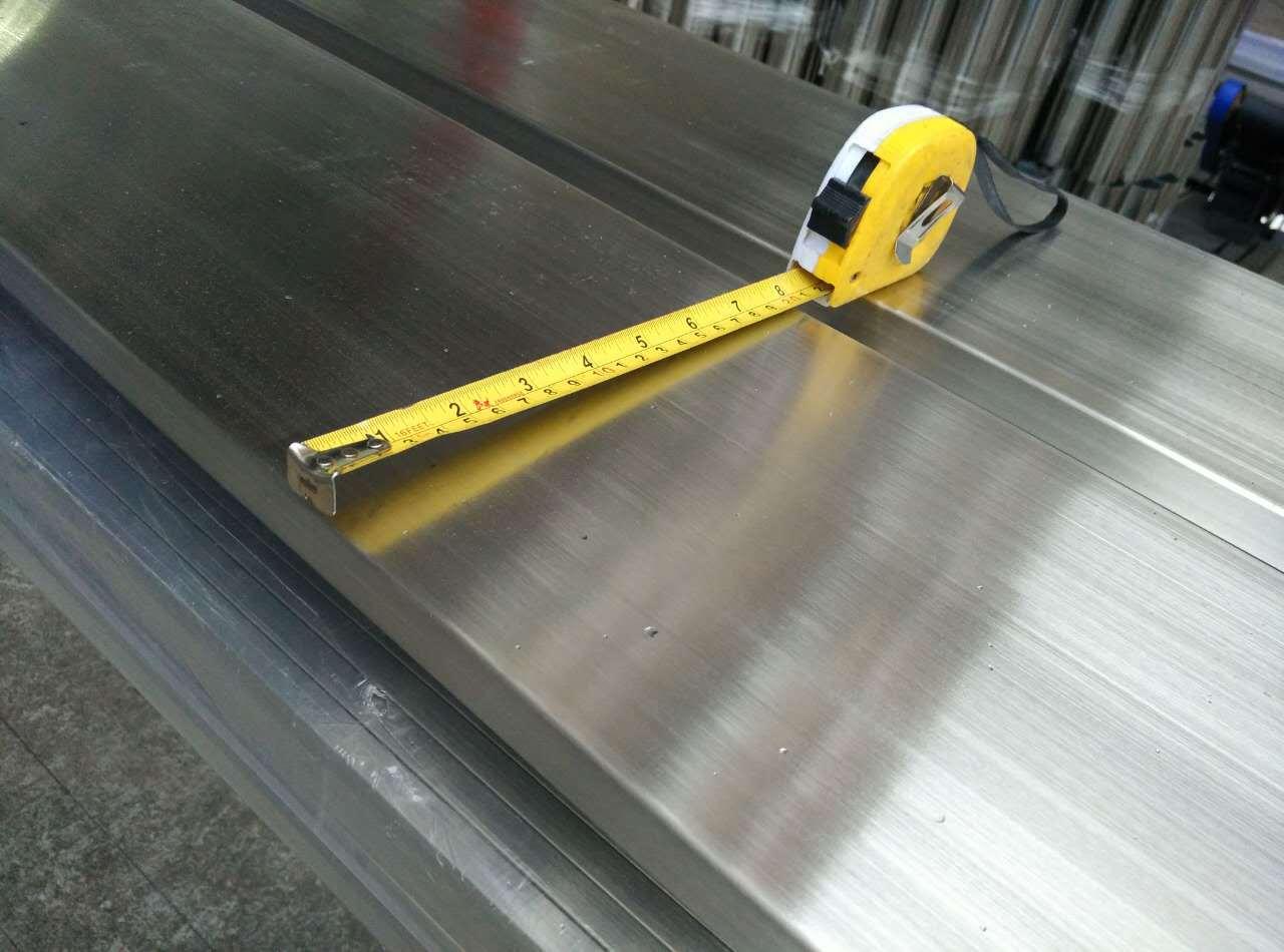机械设备用  304不锈钢方管40*60*3.0厚壁拉丝 耐腐蚀矩形管示例图9