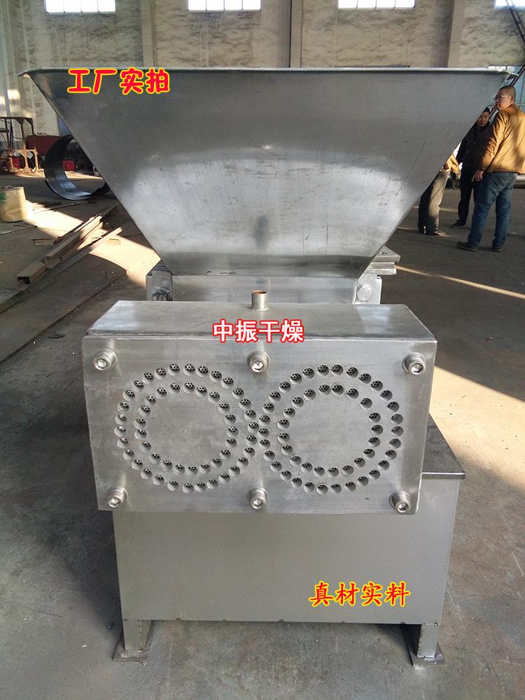 厂家直销双螺杆挤压造粒机 平模木屑颗粒机 批发单螺杆挤压制粒机示例图12