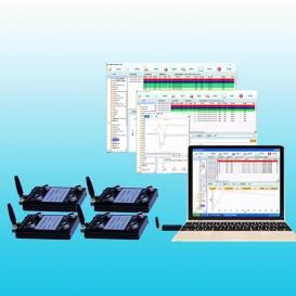 JHYC-W无线静态应变仪 聚航科技无线应变仪 无线应力应变测试系统