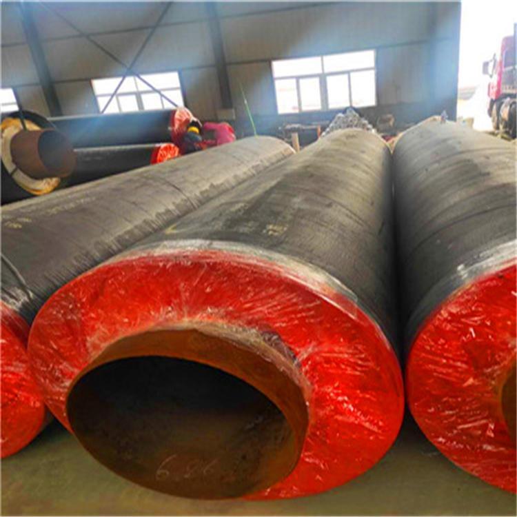 河北龍都管道有限公司 生產供應加工 鋼套鋼蒸汽保溫管  可按要求定做 規格齊全