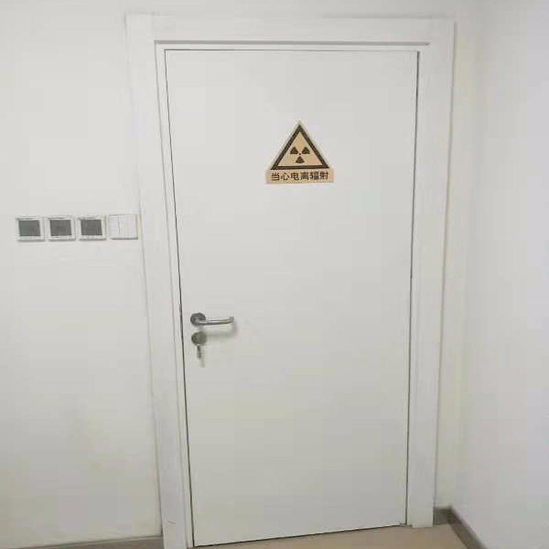 防輻射鉛門 手術鉛門氣密門 手術室病房門 鉛門定制廠家 防輻射手動推拉門