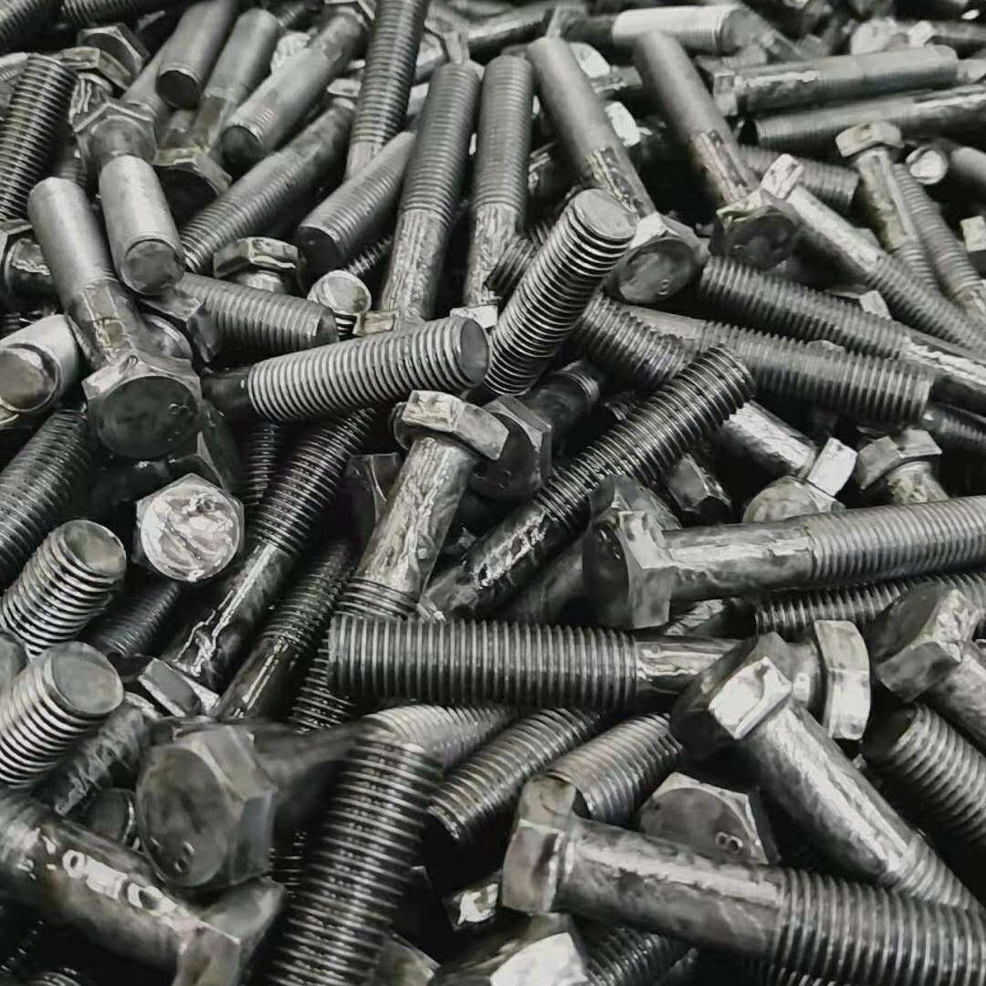 德佰億GB21栓 廠家直銷批發4.8級外六角螺栓   鍍鋅外六角  六角頭螺栓