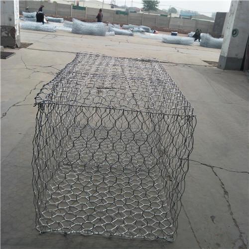 高鋅鋁石籠網 六角格賓網 五擰花格賓石籠 泰同廠家直供 質優價廉
