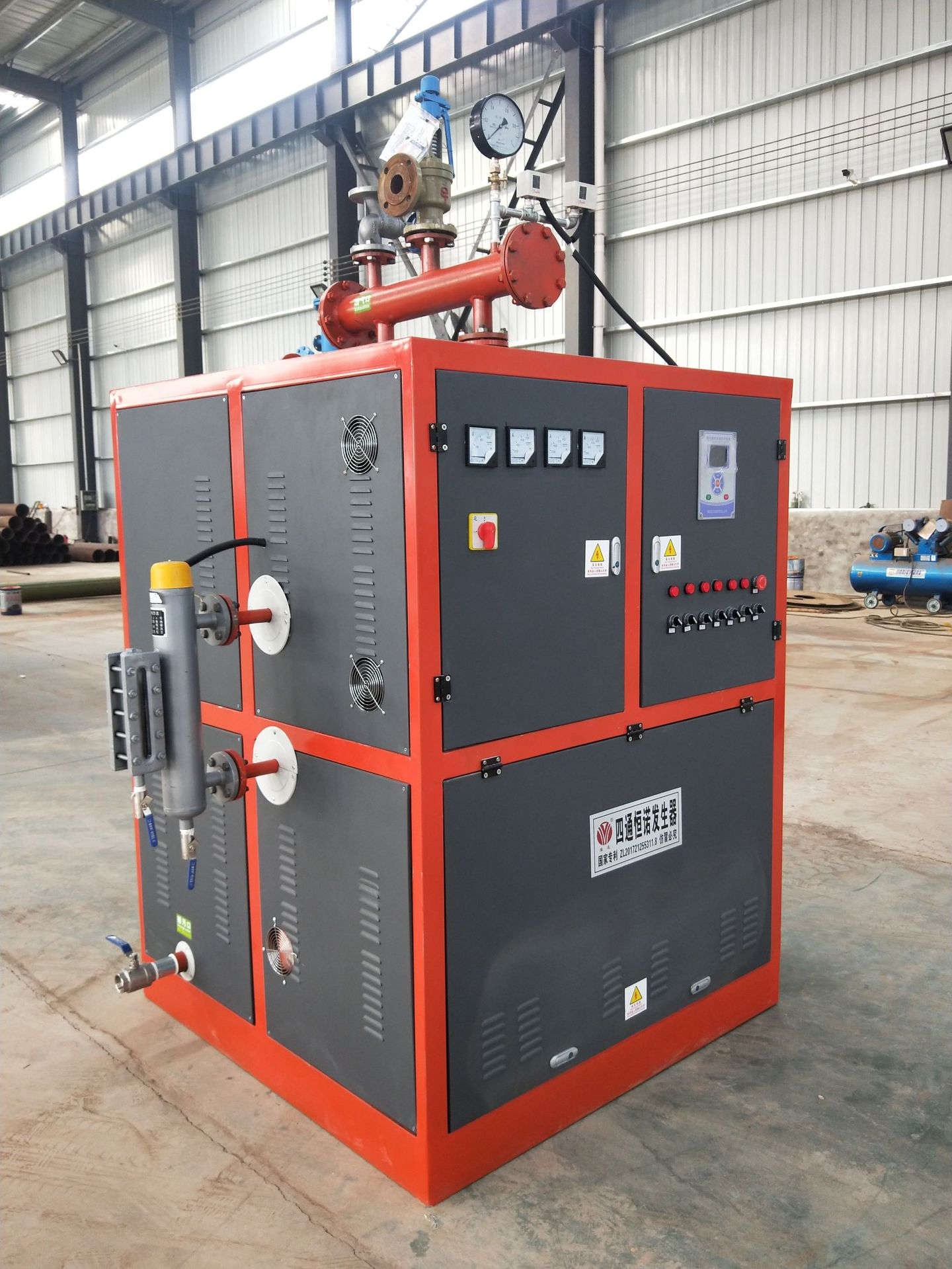 新型全自动蒸汽发生器 蒸汽发生器价格  蒸汽发生器厂家直销示例图3
