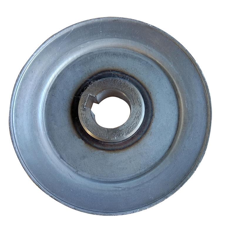 厂家直供食品机械皮带轮 旋压式 劈开式 多种规格示例图1