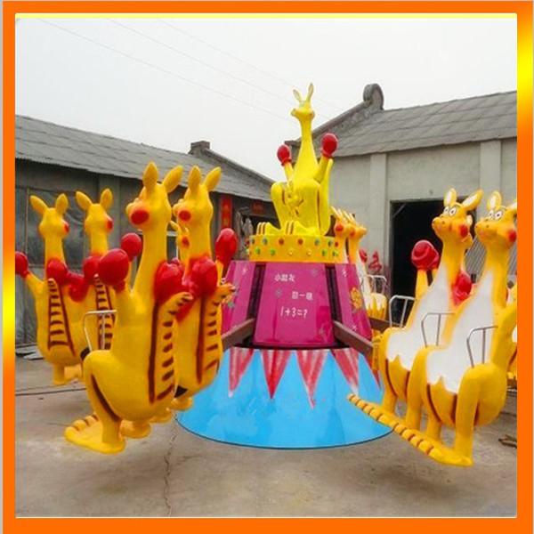 火爆销售8臂疯狂弹跳欢乐袋鼠 好玩刺激的儿童欢乐袋鼠袋鼠跳项目示例图7
