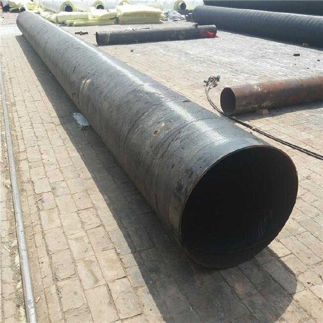 工厂定制 防腐钢管 钢套钢防腐钢管 加工 环氧煤沥青防腐钢管示例图12