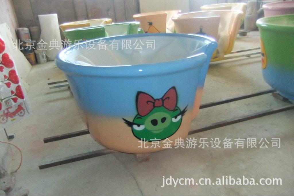 游乐设备 转转杯 咖啡杯 儿童游乐设备示例图2