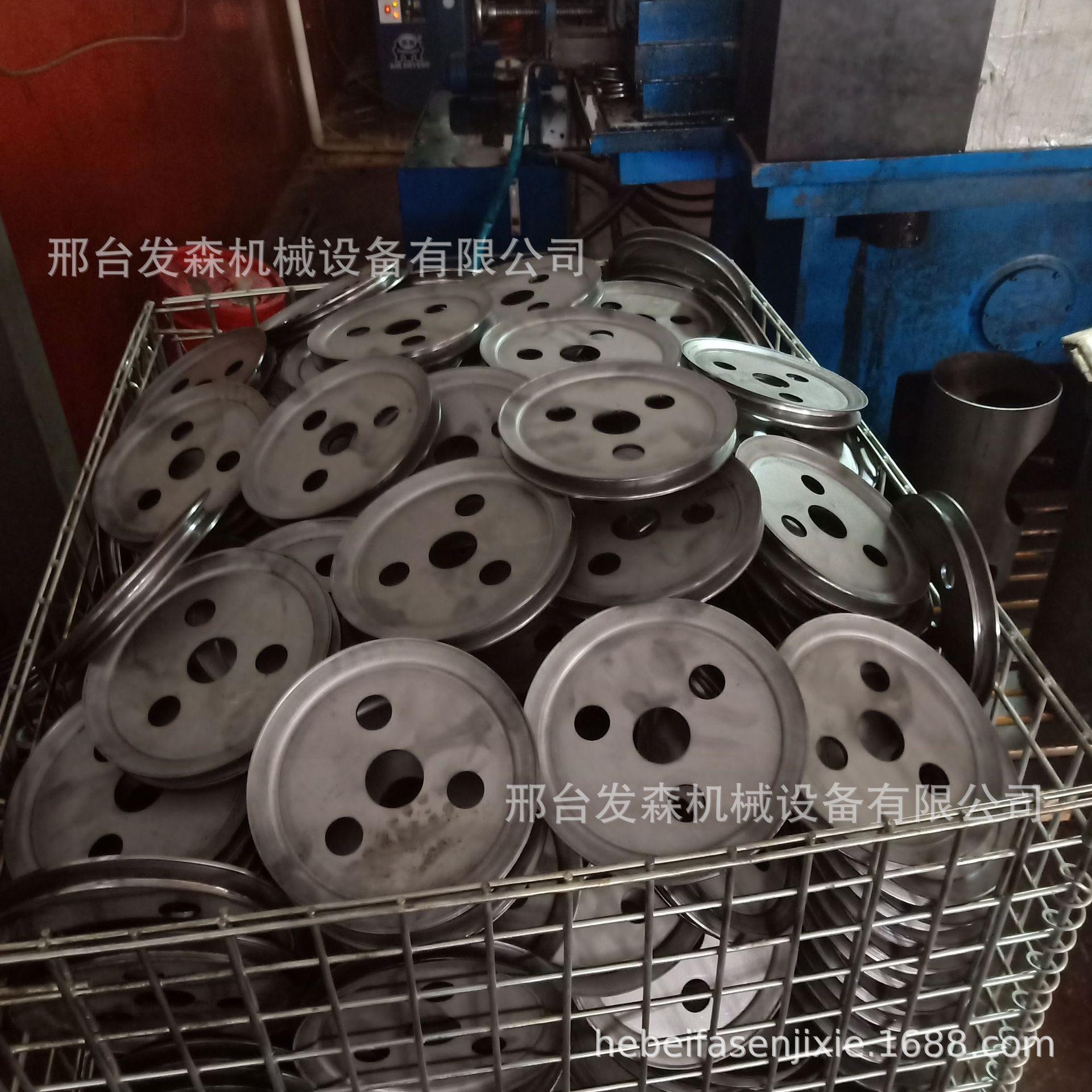 厂家直销劈开式皮带轮 单槽A型直径皮带轮尺寸精准质量过硬示例图8