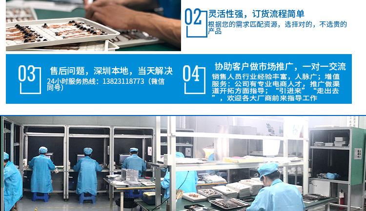 原厂供应MIPI摄像头模组 学习机/儿童绘本用200万MIPI摄像头模组示例图8