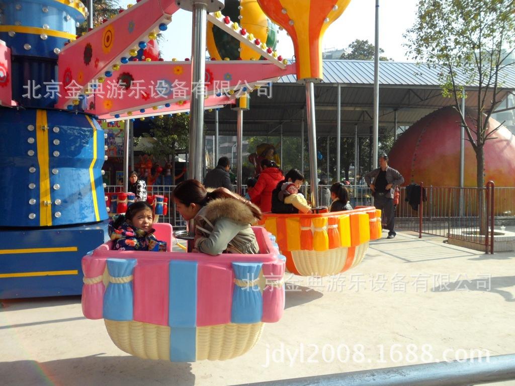 北京金典 桑巴气球 室外游乐设备 回本快的游乐设备示例图12