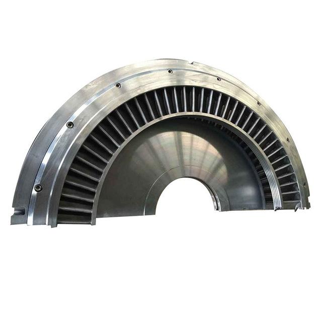 树脂砂铸造工艺专铸汽轮机配件20年 拥有质量管理体系认证