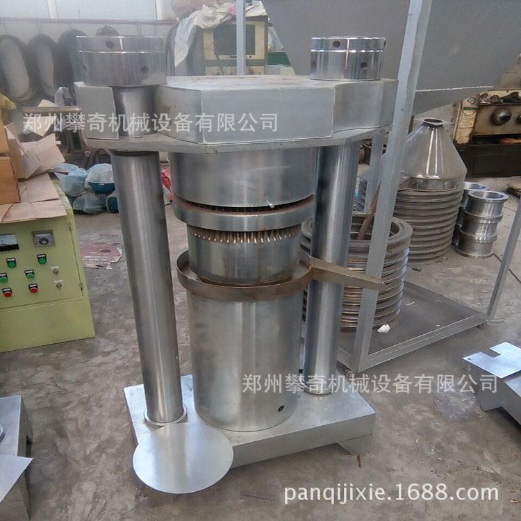 全自动流动车载香油机液压芝麻榨油机可到付示例图2