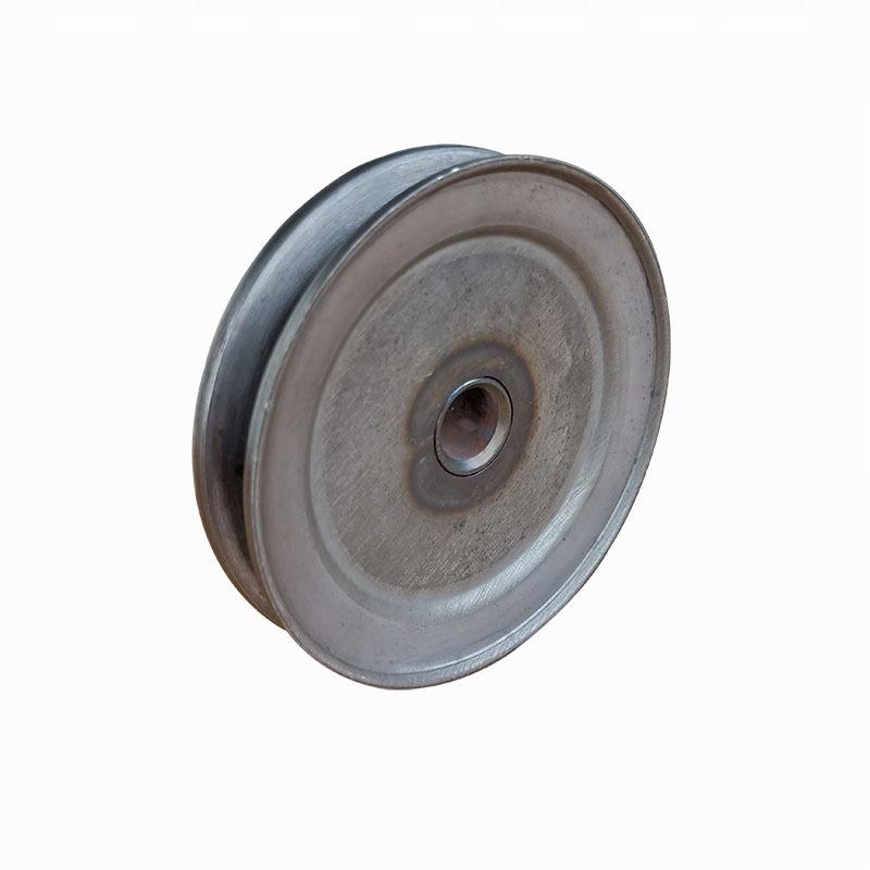 厂家直销劈开式皮带轮 单槽A型直径100皮带轮尺寸精准质量过硬示例图5