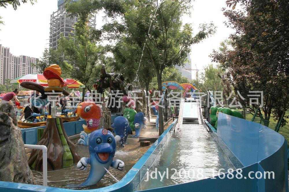 水上游乐设施 儿童漂流 梦幻西游 示例图6