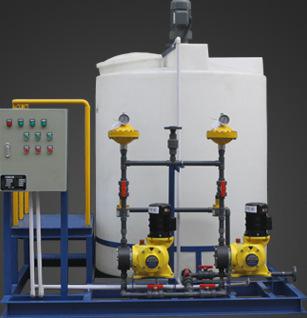 磷酸鹽儲備及投加裝置污水處理加藥設備酸堿PH調節自動加藥裝置