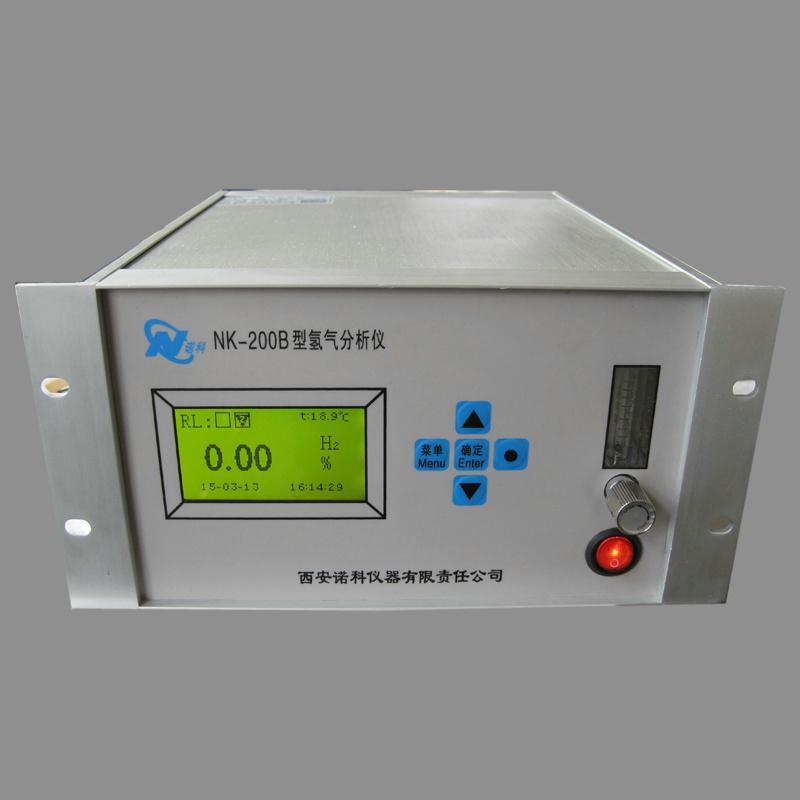 热导式氢气分析仪 热导式氢气检测仪 氢分析仪检测仪 诺科仪器NK-200示例图1
